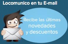 Suscríbete a la Newsletter de Locomunico